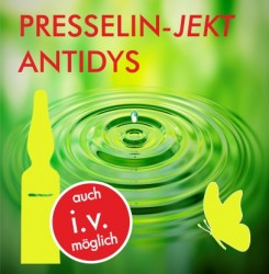 PRESSELIN-JEKT ANTIDYS